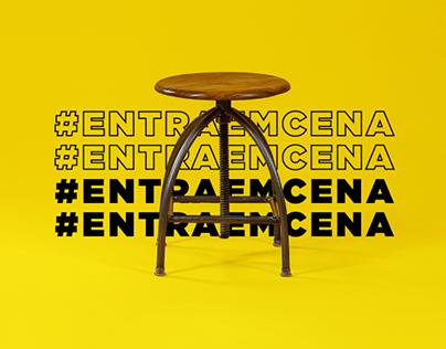 Portugal #entraemcena — Art Direction