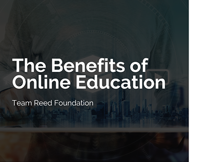 The Benefits Of Online Education