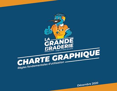 CHARTE GRAPHIQUE LA GRANDE BRADERIE