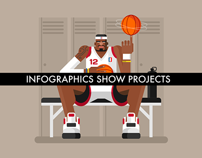 Infographics Show Style Projects