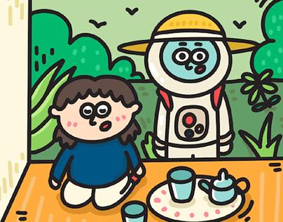 shidama spacemen holiday3