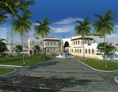 District Center (Al Montazahat)