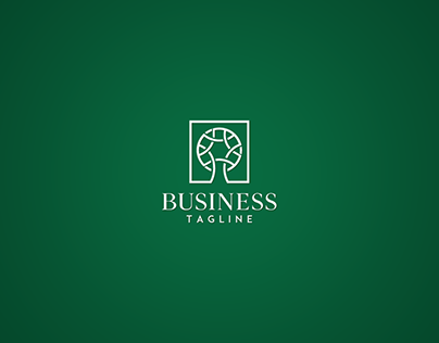 Tree logo design + HD video intro