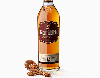 GLENFIDDICH - Herbal Infusions