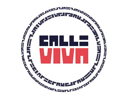 Calle Viva Branding