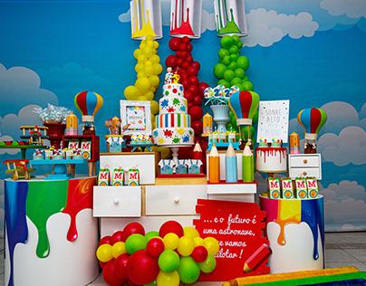 Festas de Aniversários