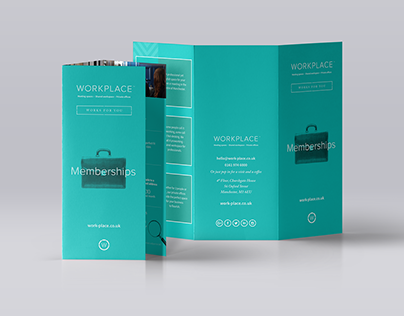 Co working brand collateral