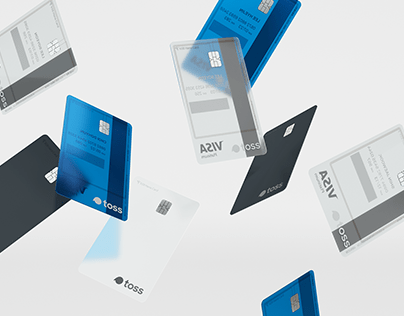 Toss 3D Design project in 2019 - Card Artwork