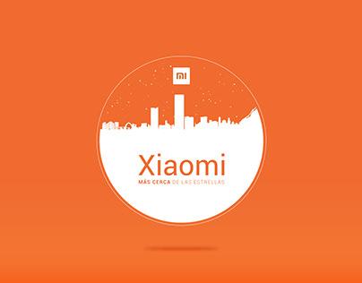Xiaomi más cerca de las estrellas