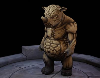 Rhino Stormer