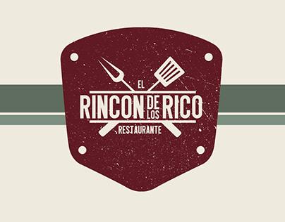 """Branding """"El Rincón de los Rico"""""""