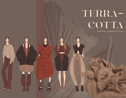 Terra-Cotta - Spring/ Summer 2022 (Year 2 Project)