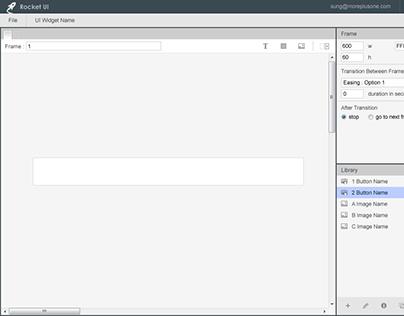 2010 - Rocket UI Web App