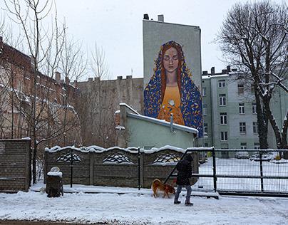 Passing through the Winter City (IV - last)