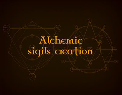 Icon/sigils creation