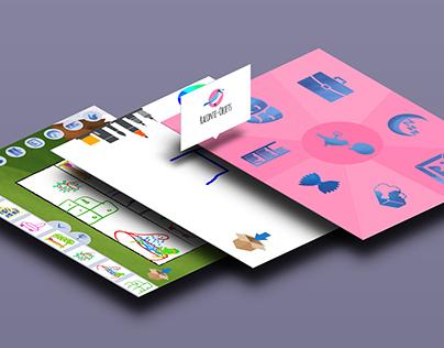 Child app & story : Le Raconte-Objet