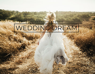 20 Wedding Dream Lightroom Presets + Mobile Version