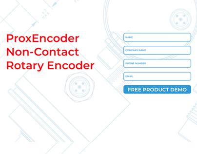 ProxEncoder Landing Page