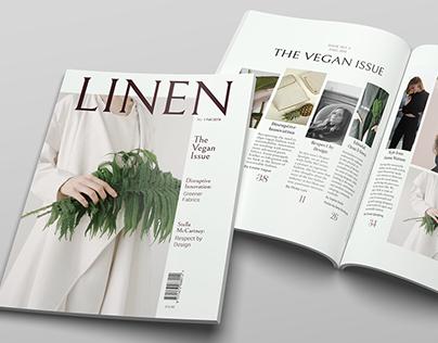 Linen Magazine