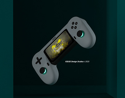 SMARTPHONE WIRELESS GAME CONTROLLER CONCEPT