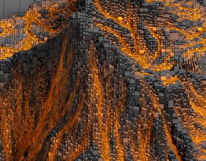 Recursive Abstract Terrain