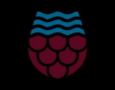 Water & Wine – branding, illustration, web development