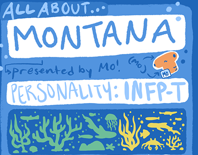 Infographic Project: All About Montana