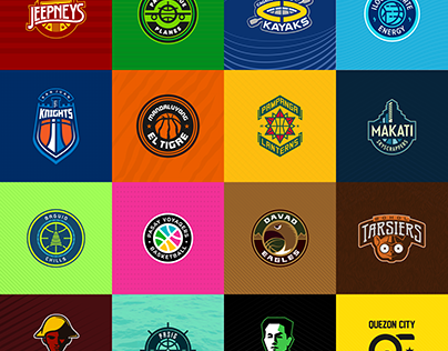 Basketball Team Logos