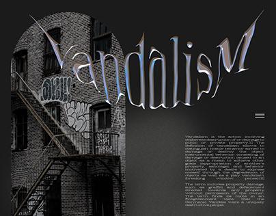 The Vandalism