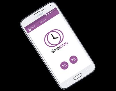 Timeshare - mobile app