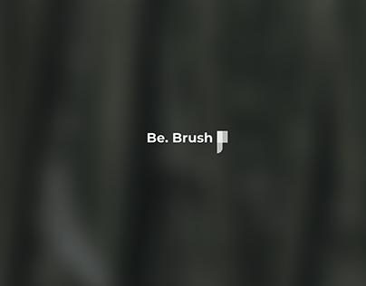 Be.Brush Website