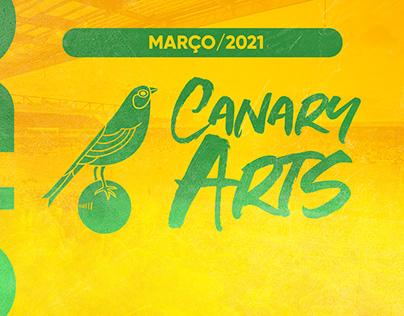 Canary Arts - Março/2021