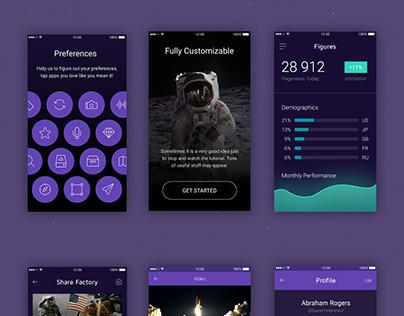 Horizon UI Kit