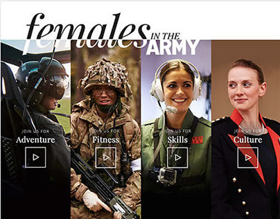 Females in the Army