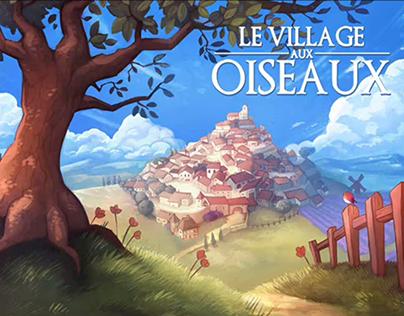 """""""Le Village aux Oiseaux"""" (WIP) - Tekneo"""