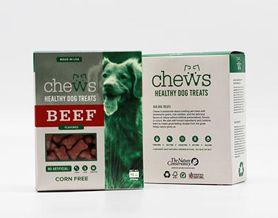Chews Healthy Dog Treats