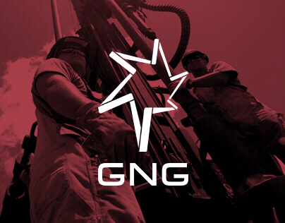 GNG : Logotype and Stationary