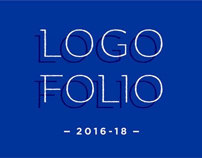 Logotypes made 2016-18