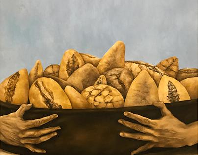 Tav.2 trittico da Nessun Potere' 2012'