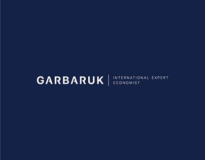 Logo for international expert - Igor Garbaruk