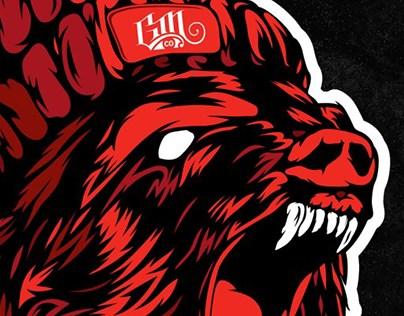 GMCo. Teddy Bear