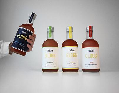 Packaging Design - Tindane Gløgg