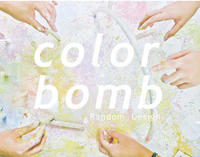 Color Bomb-Random Design