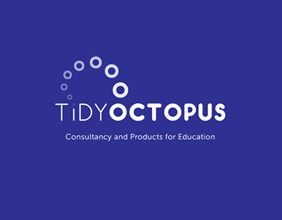 Tidy Octopus Logo