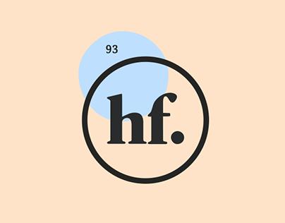 hf. branding - Personal Identity