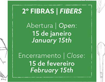 OPEN CALL - FIBRAS|FIBERS