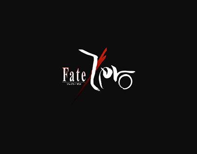 Fate/Zero Concept Site
