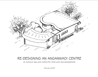 Re-designing Anganwadi Centre - Public Day Care