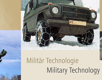 RUD Military Technology / email banner