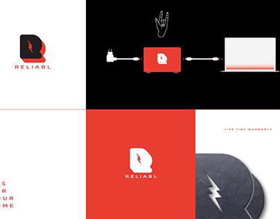 UPS solution for home brand logo